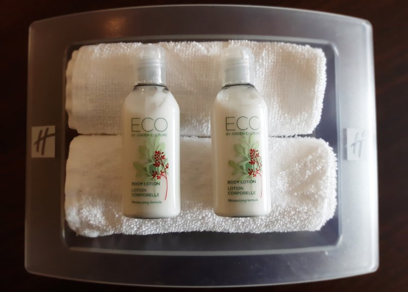 Holiday Inn Salzburg City-Exclusive cosmetic in your Superior Room.<br/>Image from Leonardo