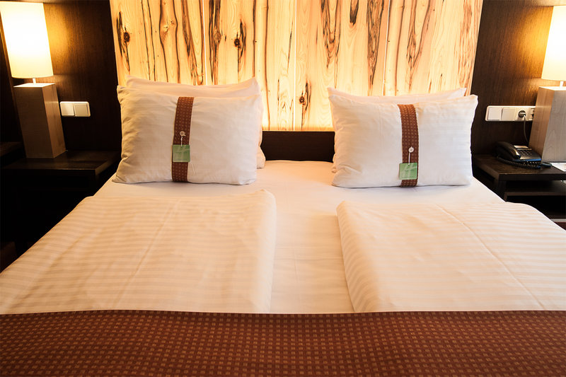 Holiday Inn Salzburg City-Standard rooms with our alpine design.<br/>Image from Leonardo