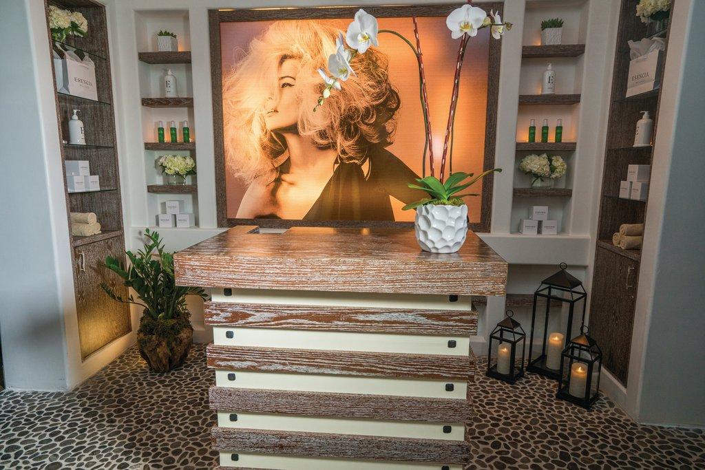 Eden Roc Miami Beach - Beauty Salon Entrance <br/>Image from Leonardo