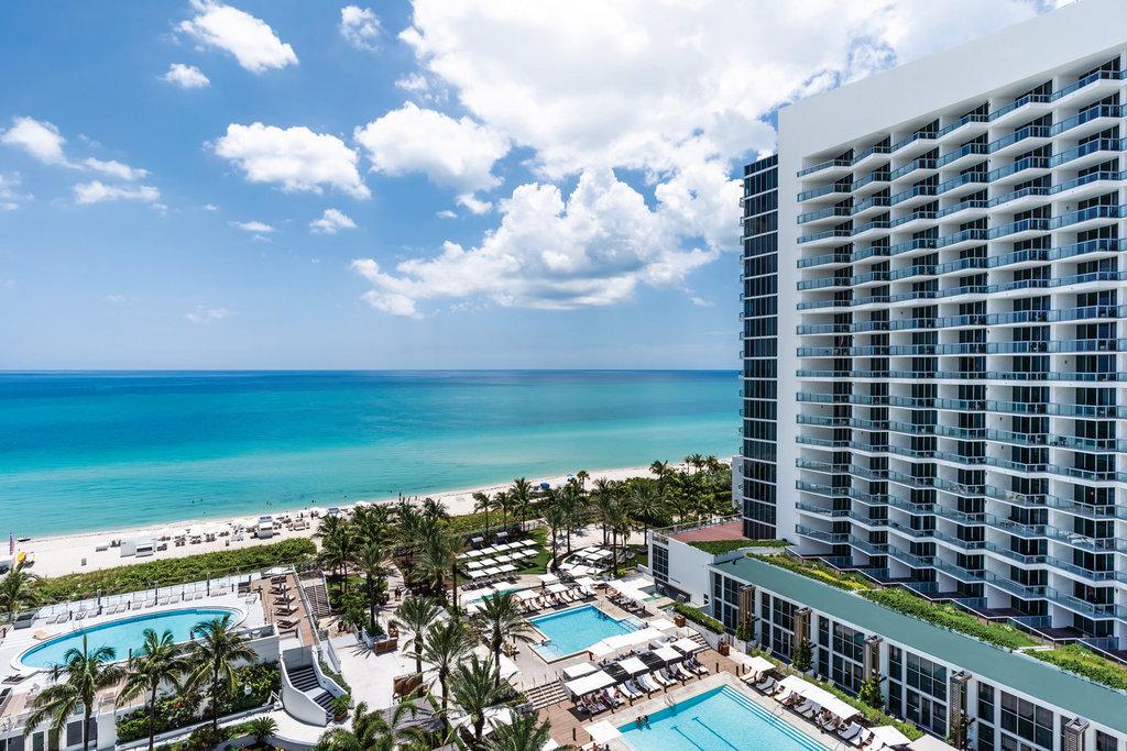Eden Roc Miami Beach - Edec Roc Exterior <br/>Image from Leonardo