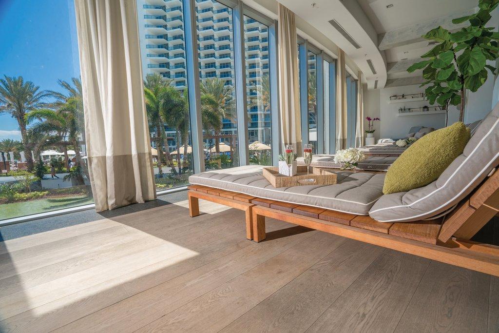 Eden Roc Miami Beach - Esencia Wellness Relaxation Lounge <br/>Image from Leonardo
