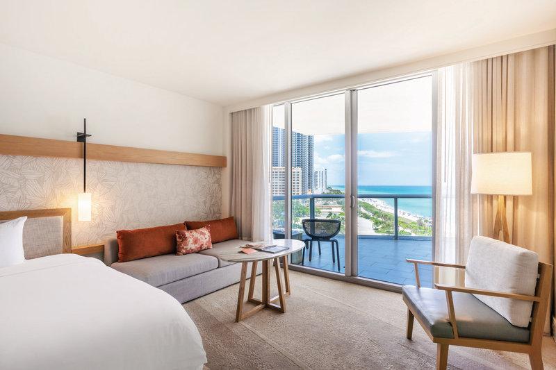 Eden Roc Miami Beach-Junior Suite Two Queen Beds<br/>Image from Leonardo
