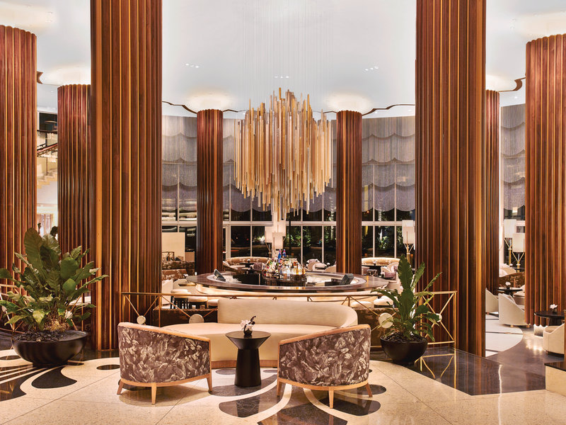 Eden Roc Miami Beach-Nobu Eden Roc Lobby Lounge<br/>Image from Leonardo