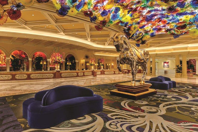 Bellagio-Lobby<br/>Image from Leonardo