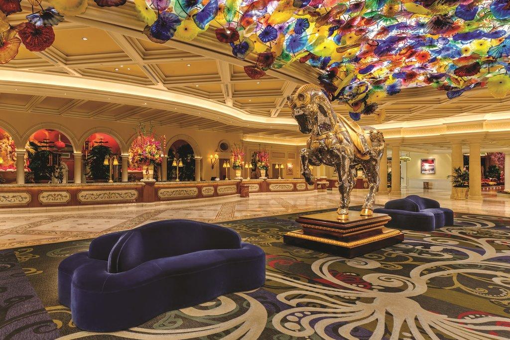 Bellagio - Lobby <br/>Image from Leonardo