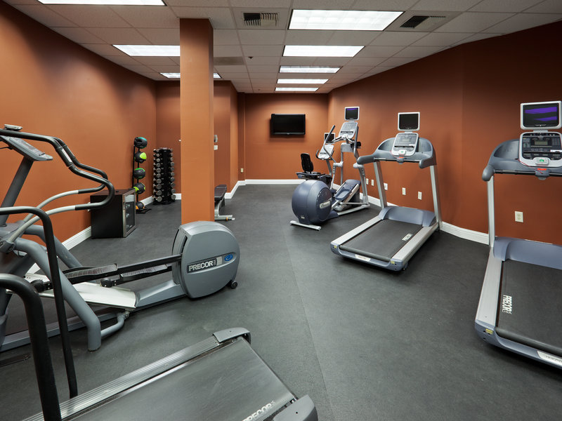 Crowne Plaza Sacramento Northeast-Fitness Center<br/>Image from Leonardo