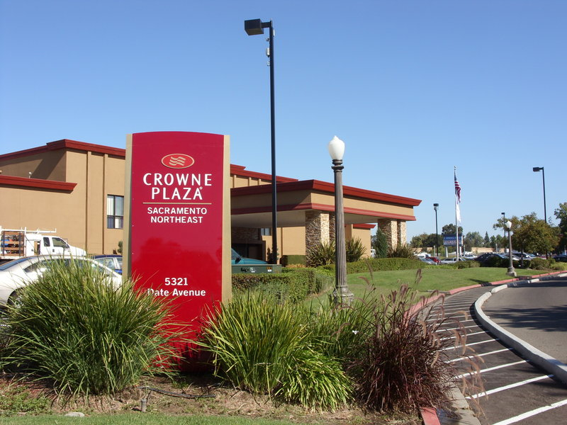 Crowne Plaza Sacramento Northeast-Crowne Plaza Hotel Sacramento Northeast<br/>Image from Leonardo
