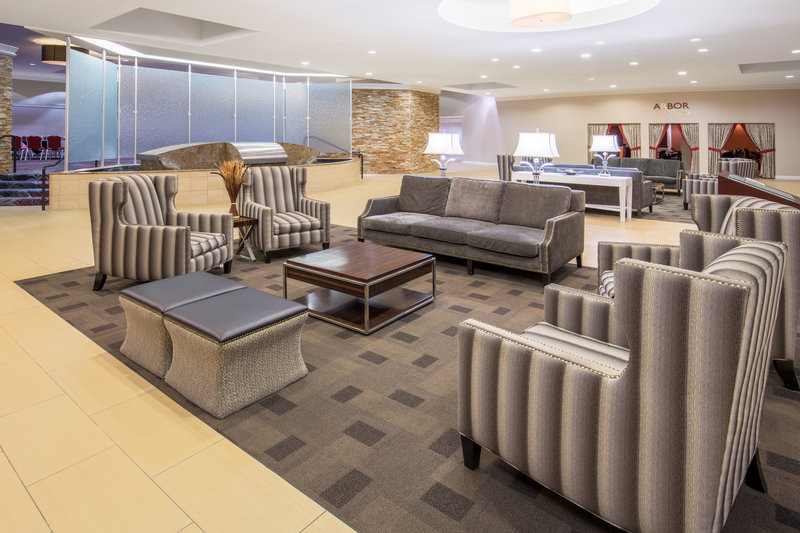 Crowne Plaza Sacramento Northeast-Lobby Lounge<br/>Image from Leonardo