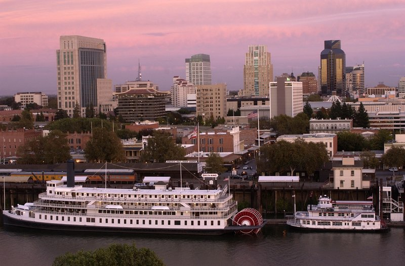 Crowne Plaza Sacramento Northeast-Sacramento California Hotel - Downtown<br/>Image from Leonardo