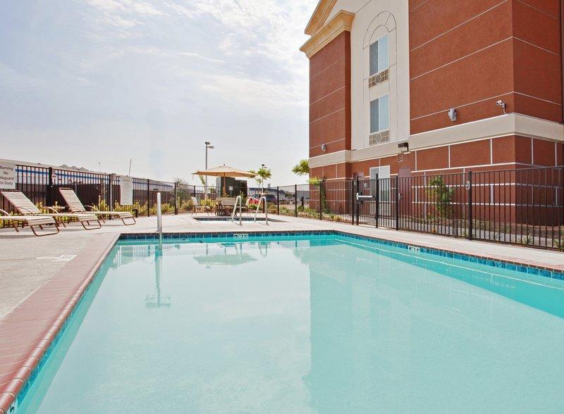Holiday Inn Express & Suites Dinuba West-Holiday Inn Express & Suites Dinuba West Swimming Pool<br/>Image from Leonardo