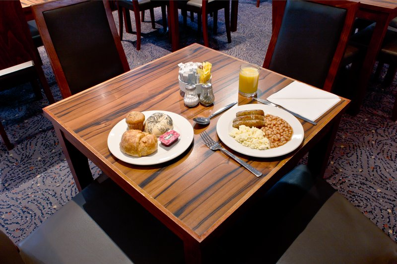 Holiday Inn Express York-Breakfast Area<br/>Image from Leonardo