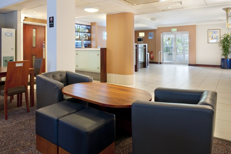 Holiday Inn Express York-Relax With A Drink In Our Lounge<br/>Image from Leonardo
