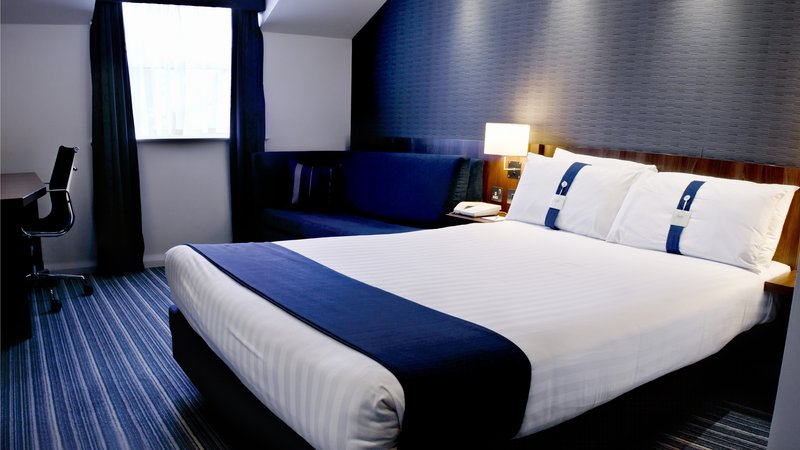 Holiday Inn Express York-Double Guest Room<br/>Image from Leonardo