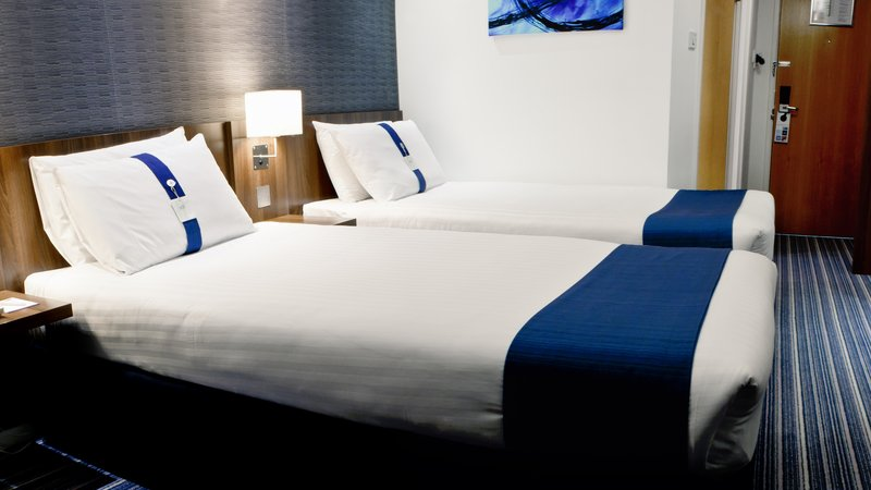Holiday Inn Express York-Twin Room<br/>Image from Leonardo