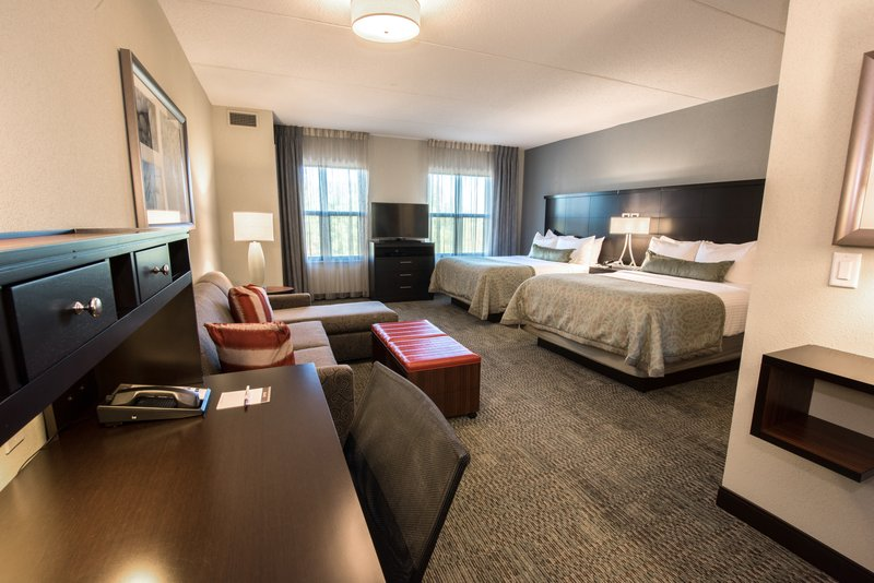 Staybridge Suites Albany Wolf Rd - Colonie Center-Guest Room<br/>Image from Leonardo
