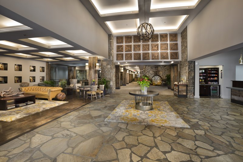 Crowne Plaza Resort Asheville-Welcome to our hotel in beautiful Asheville, North Carolina!<br/>Image from Leonardo