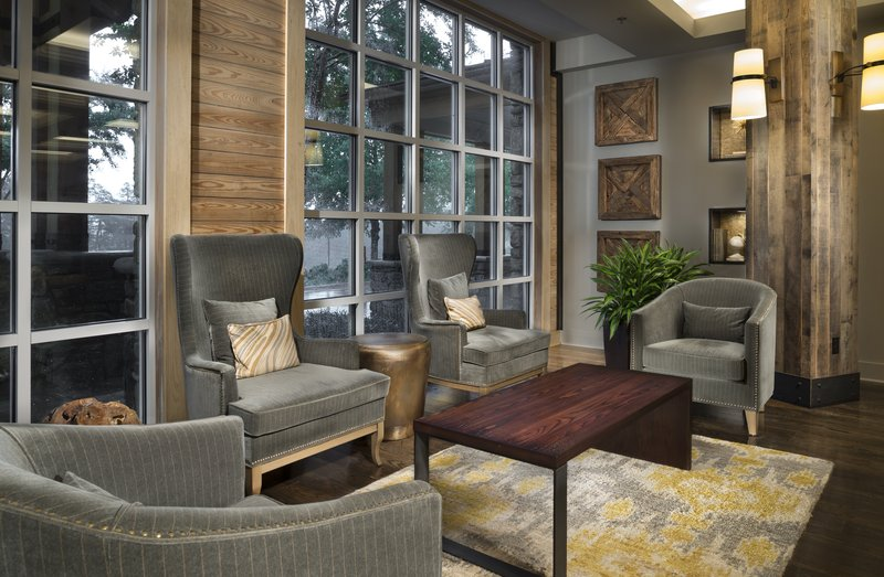 Crowne Plaza Resort Asheville-Relax in our comfortable lobby<br/>Image from Leonardo