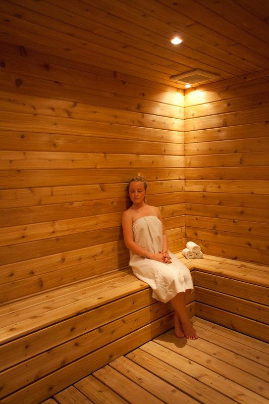 Crowne Plaza Resort Asheville-Crowne Plaza Resort Asheville's Adelaide Spa - Sauna<br/>Image from Leonardo