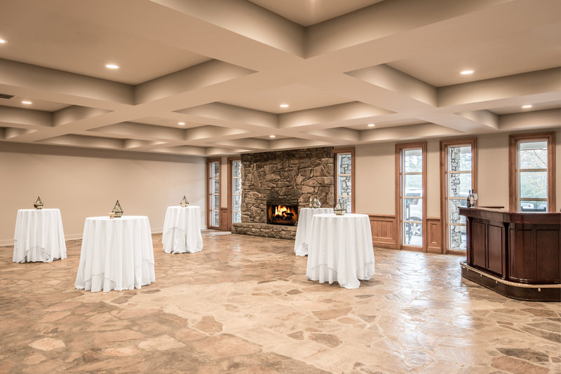 Crowne Plaza Resort Asheville-Cocktail Reception<br/>Image from Leonardo