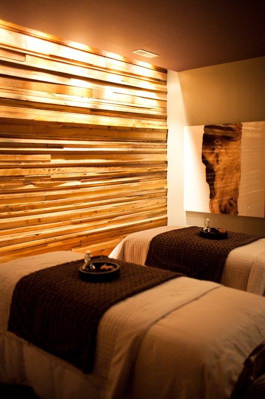 Crowne Plaza Resort Asheville-Crowne Plaza Resort Asheville's Adelaide Spa - Couple's Room<br/>Image from Leonardo