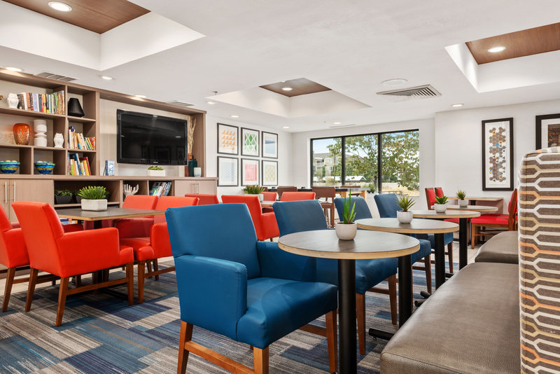 Holiday Inn Express & Suites Salt Lake City West Valley-Breakfast Area<br/>Image from Leonardo