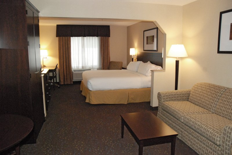 Holiday Inn Express & Suites Hill City Mt. Rushmore Area-King Bed Suite with Queen Size Sofa Sleeper<br/>Image from Leonardo