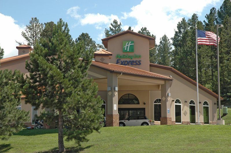 Holiday Inn Express & Suites Hill City Mt. Rushmore Area-Welcome to the Holiday Inn Express in Hill City!<br/>Image from Leonardo