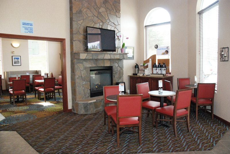 Holiday Inn Express & Suites Hill City Mt. Rushmore Area-24-hr Complimentary Coffee Station<br/>Image from Leonardo