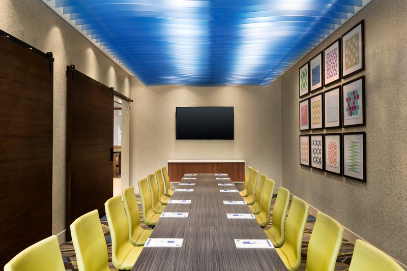 Holiday Inn Express And Suites Savannah N Port Wentworth-Boardroom conveniently located off Lobby for your meetings<br/>Image from Leonardo