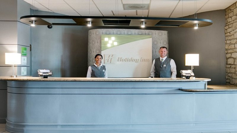 Holiday Inn Manhattan At The Campus-Welcome to the Holiday Inn Manhattan At the Campus!<br/>Image from Leonardo