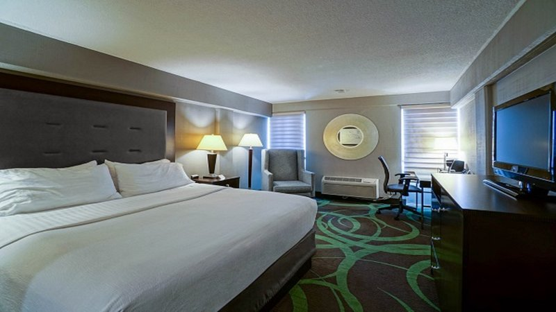 Holiday Inn Manhattan At The Campus-King Guest Room<br/>Image from Leonardo