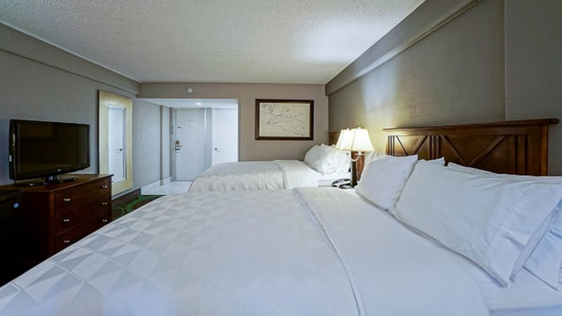 Holiday Inn Manhattan At The Campus-Two Queen Bed Room<br/>Image from Leonardo
