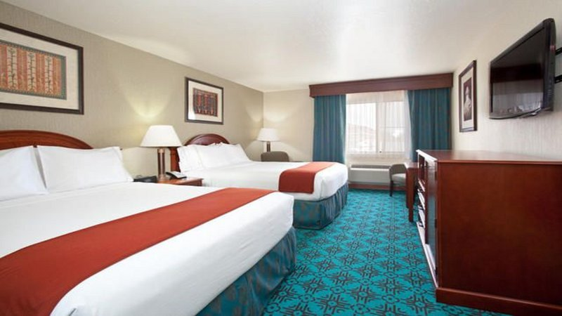 Holiday Inn Express Mesa Verde-Cortez-Two Queen Bed Guest Room<br/>Image from Leonardo