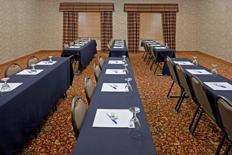 Holiday Inn Express Syracuse-Fairgrounds-Conference Room<br/>Image from Leonardo