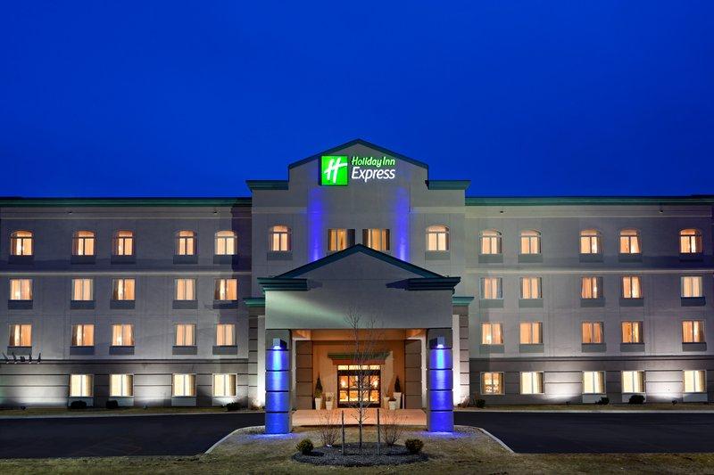 Holiday Inn Express Syracuse-Fairgrounds-Holiday Inn Express Fairgrounds Syracuse NY, <br/>Image from Leonardo