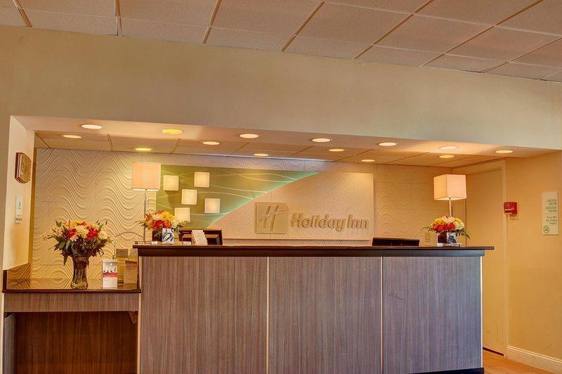 Holiday Inn Danbury-Bethel at Interstate 84-Front Desk<br/>Image from Leonardo