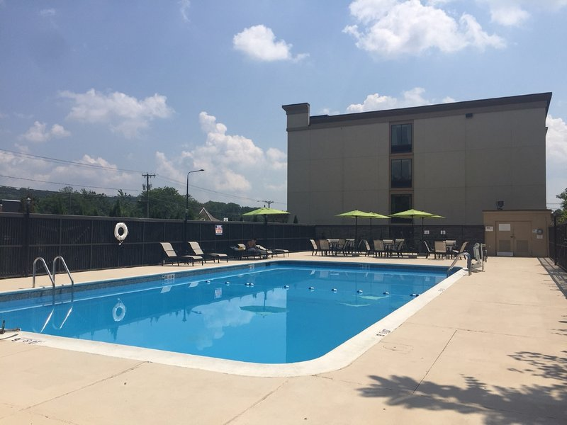 Holiday Inn Danbury-Bethel at Interstate 84-During the summer season, take a dip in our 9 ft. deep pool. <br/>Image from Leonardo