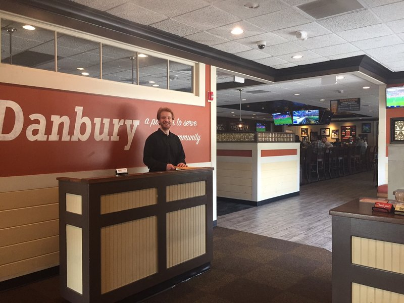 Holiday Inn Danbury-Bethel at Interstate 84-Always expect a friendly welcome at the 99 Restaurant!<br/>Image from Leonardo