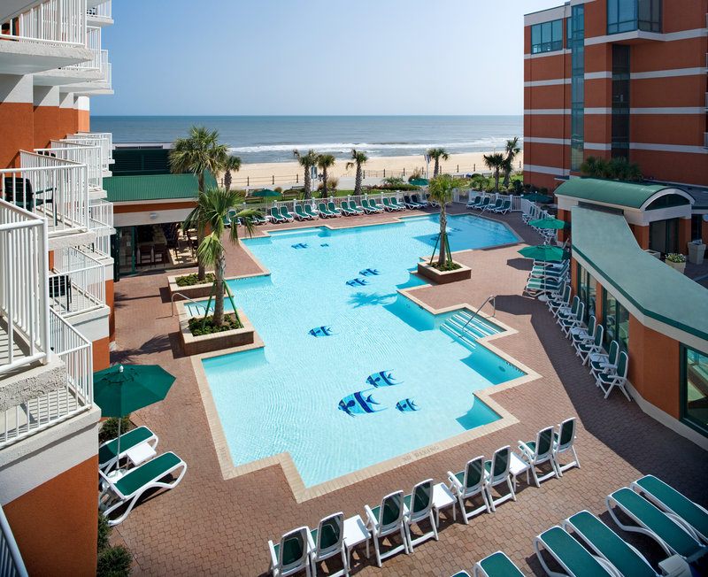 Holiday Inn Hotel & Suites Virginia Beach - North Beach-Refresh yourself in the outdoor pool just steps from the Beach<br/>Image from Leonardo