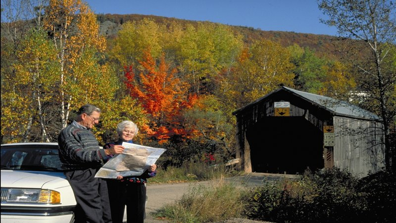 Holiday Inn Express &amp; Suites St. John Harbour Sde-Check Out New Brunswick&#039;s Famous Covered Bridges<br/>Image from Leonardo
