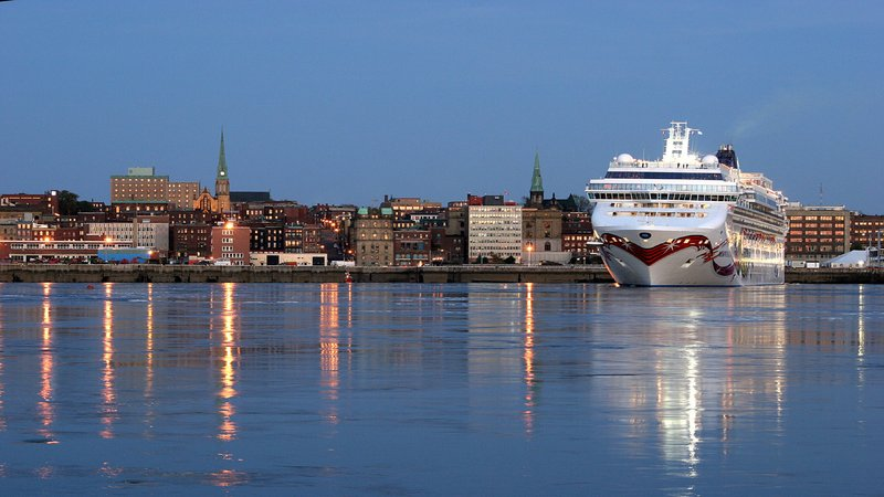 Holiday Inn Express &amp; Suites St. John Harbour Sde-Welcome To The Beautiful Saint John Harbour<br/>Image from Leonardo
