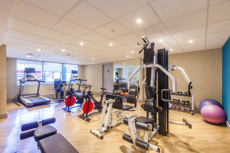 Holiday Inn Express &amp; Suites St. John Harbour Sde-Keep active in our complimentary Health Club<br/>Image from Leonardo