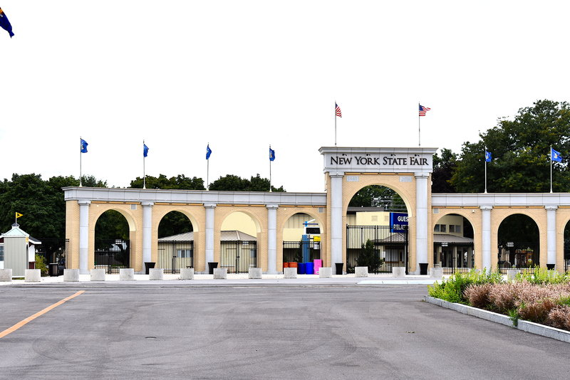 Holiday Inn Express Syracuse-Fairgrounds-Holiday Inn Express minutes from New York State Fair<br/>Image from Leonardo