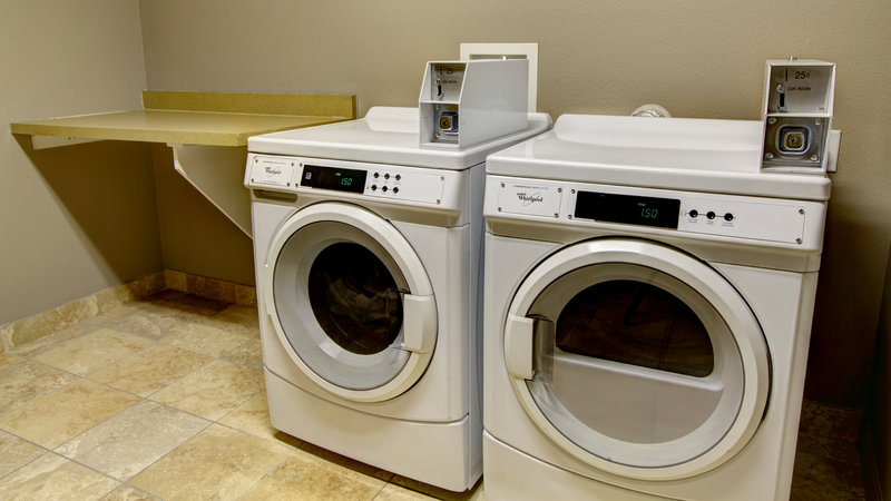 Holiday Inn Express & Suites Sioux City - Southern Hills-24 Hr Guest Laundry Facility for Guest Use <br/>Image from Leonardo