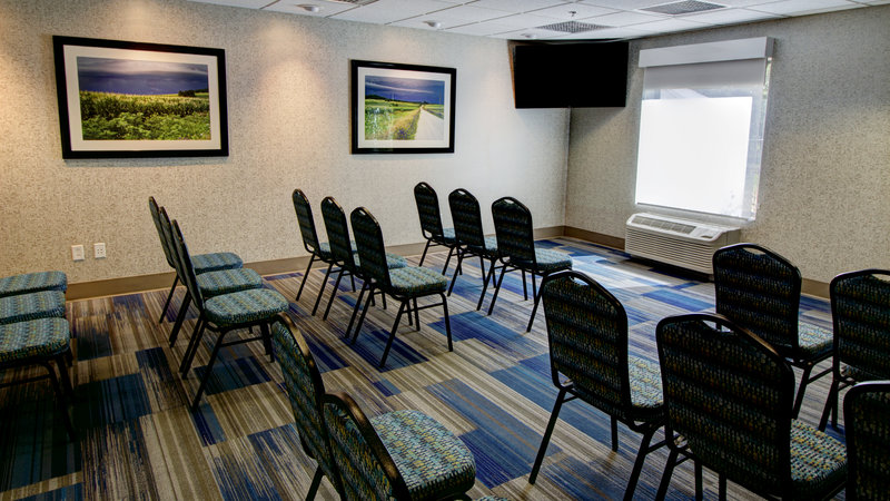 Holiday Inn Express & Suites Sioux City - Southern Hills-Holiday Inn Express & Suites Sioux City Meeting Space<br/>Image from Leonardo