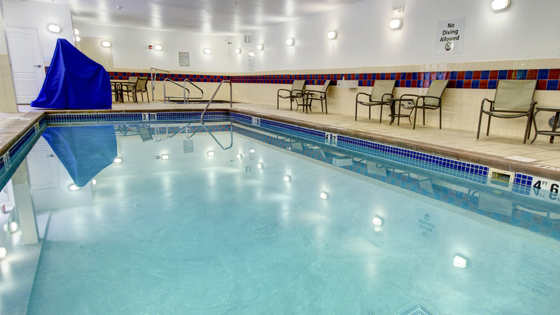 Holiday Inn Express & Suites Sioux City - Southern Hills-ADA Accessible Indoor Pool at the Holiday Inn Express Sioux City<br/>Image from Leonardo