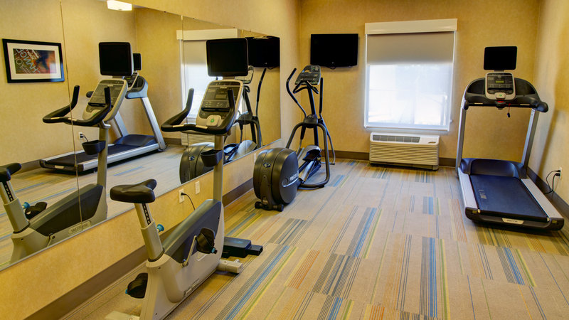 Holiday Inn Express & Suites Sioux City - Southern Hills-24 Hr Fitness center with Precor equipment <br/>Image from Leonardo