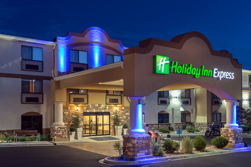 Holiday Inn Express & Suites Moab-Welcome to the Holiday Inn Express & Suites in Moab<br/>Image from Leonardo