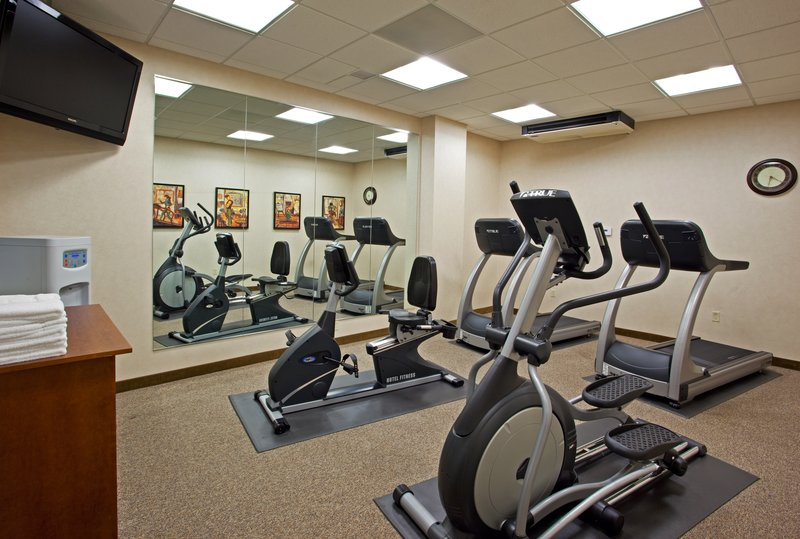 Holiday Inn Ft. Wayne-IPFW & Coliseum-Fitness Center<br/>Image from Leonardo