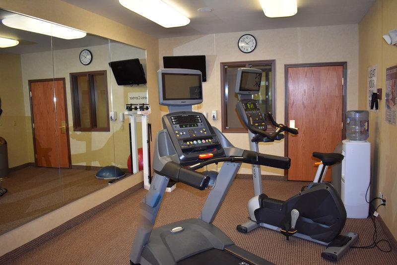 Holiday Inn Express Syracuse-Fairgrounds-Holiday Inn Express Fairgrounds Fitness Center<br/>Image from Leonardo